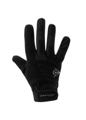 GUANTES CICLISMO DUNLOP NEGRO