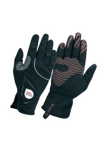 GUANTES CICLISMO ELTIN ULTRALIGHT NEGRO/GRIS