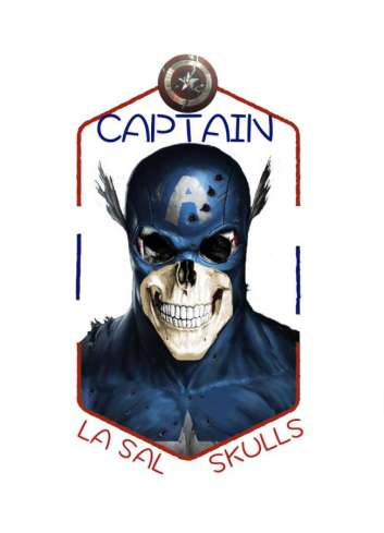 CAMISETA LA SAL DISTRICT CAPTAIN