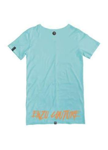 CAMISETA ENZO COUTURE BLUE PAINT