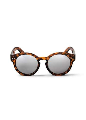 GAFAS CHEAPO BURN TURTLE BROWN SILVER
