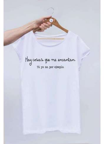 CAMISETA OFFSETCOLLAGE TU YA NO