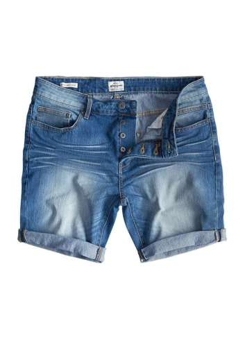 SHORTS SOLID DENIM RYDER