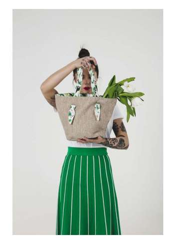 BOLSO OFFSETCOLLAGE JUNGLE