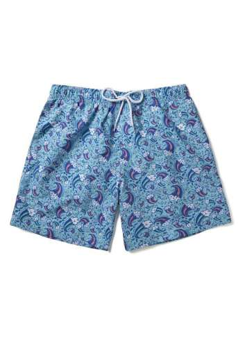 BAÑADOR BOARDIES WAVEY DAYZ SWIM SHORTS
