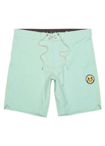 SHORT VISSLA SOLID SETS 18,5 BOARDSHORT LIGHT JADE