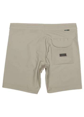 SHORT VISSLA THE TRIP 17.5 BOARDSHORT LIGHT KHAKI