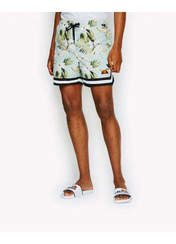 SHORT ELLESSE RICADI ALL OVER PRINT
