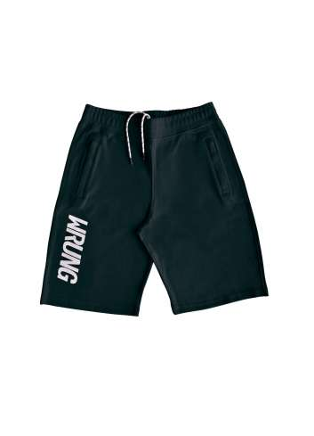 SHORTS WRUNG CHAMP BLACK